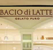 BACIO DI LATTE