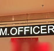 M. OFFICER