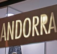 ANDORRA - TAM. GRANDES