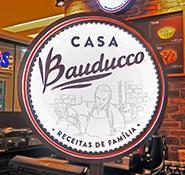 CASA BAUDUCCO - QUIOSQUE