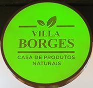 VILLA BORGES CASA DE PRODUTOS NATURAIS
