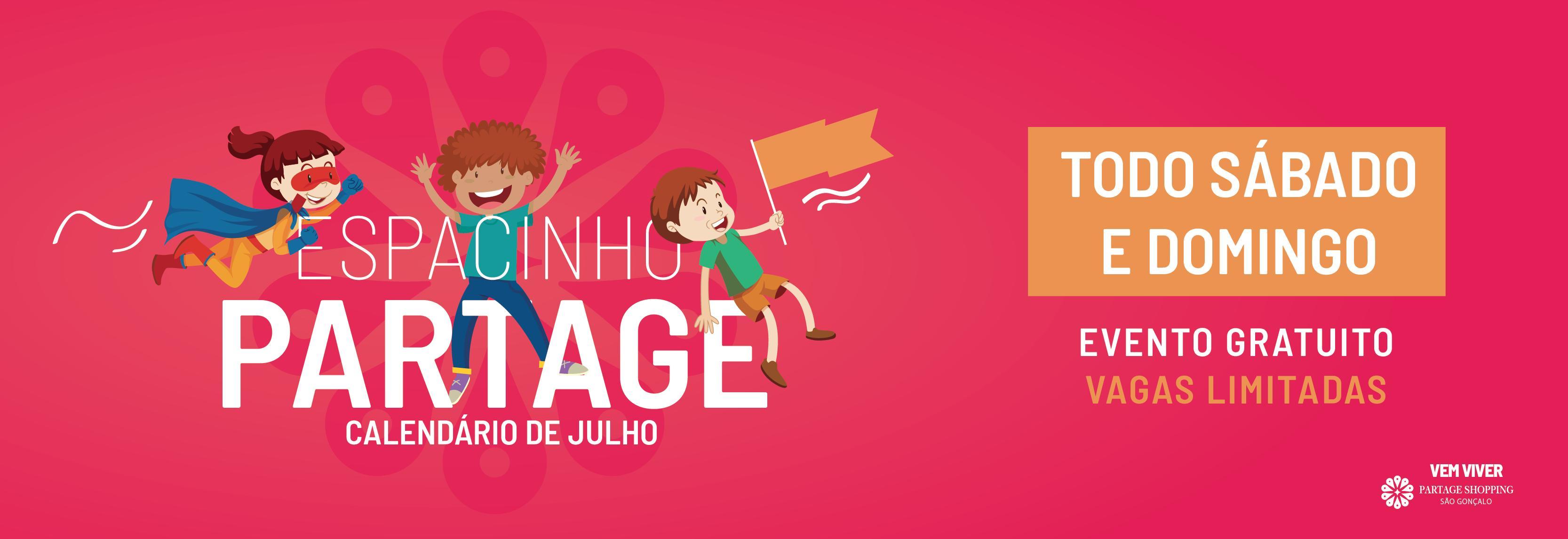 ESPACINHO DE JULHO