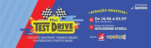 Mini Test Drive
