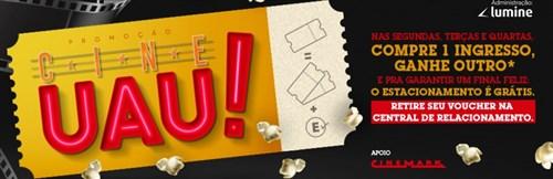 Promoção Cine UAU