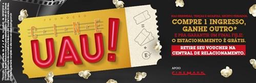 Promoção Cine Uau!