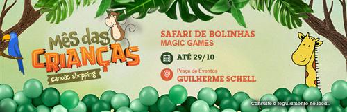 Safari de Bolinhas - Magic Games