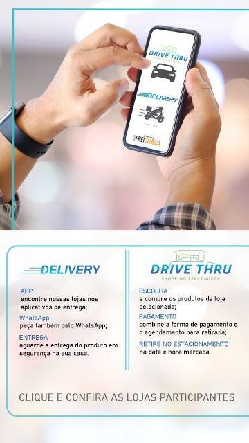 Banner Delivery e drive