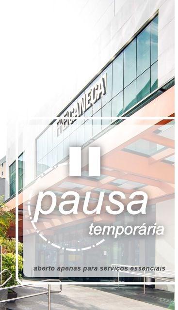 Banner Pausa - Mobile