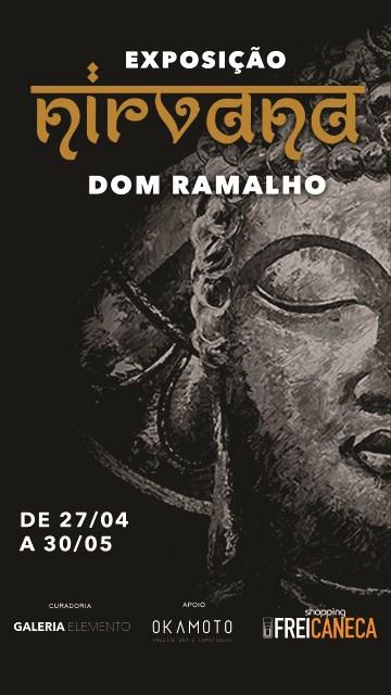 Exposição Dom Ramalho - Mobile