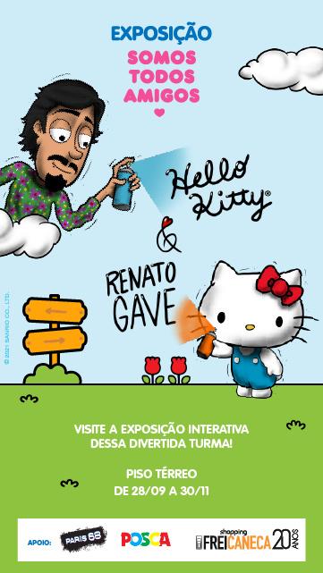 EXPOSIÇÃO HELLO KITTY - mobile