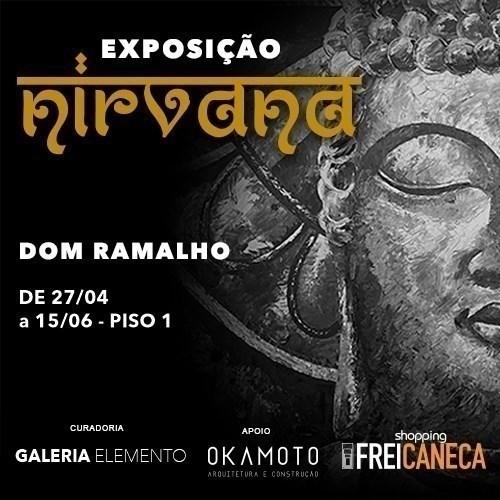 Filosofia budista é tema de exposição no Shopping Frei Caneca