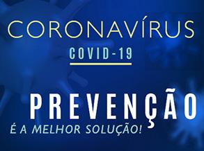 Prevenção do Coronavírus