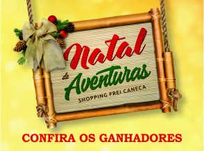 Natal de Aventuras - Frei Caneca
