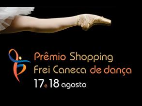 Prêmio Shopping Frei Caneca de Dança