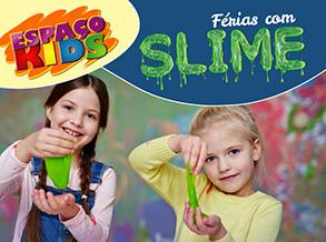 Oficina de Slime ensina os segredos da nova sensação entre as crianças