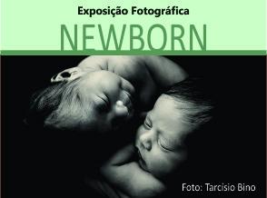 Shopping Frei Caneca recebe exposição de Newborn
