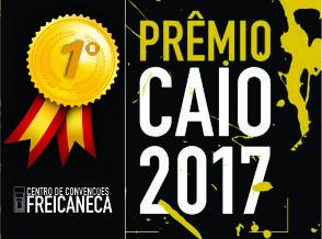 """Centro de Convenções Frei Caneca conquista dois """"Jacarés de Ouro"""" no """"Prêmio Caio 2017"""""""