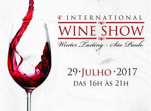 4ª International Wine Show acontece em julho