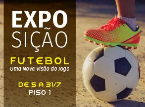"""Shopping Frei Caneca inaugura exposição """"Futebol: Uma nova visão do jogo"""""""