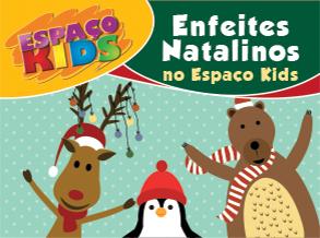 Shopping Frei Caneca promove oficina de enfeites natalinos