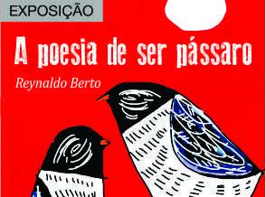 A Poesia de Ser Pássaro é tema de exposição do Shopping Frei Caneca