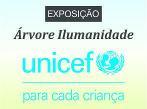 O Shopping Frei Caneca recebe ação do UNICEF