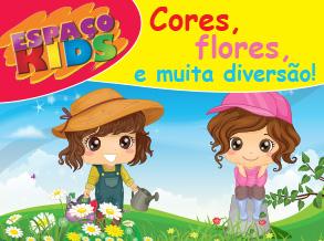 Shopping Frei Caneca comemora a chegada da Primavera com oficina no Espaço Kids