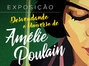"""Exposição """"Desvendando o Universo de Amélie Poulain"""" está no Shopping Frei Caneca"""