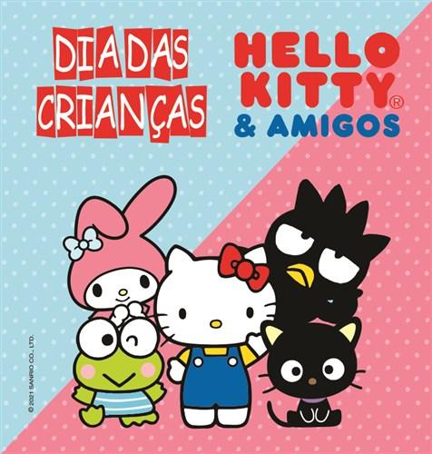 Shopping Frei Caneca traz Hello Kitty e seus amigos para o Dia das Crianças