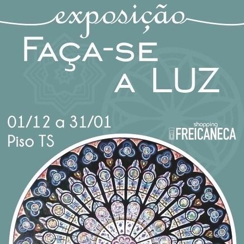 Shopping Frei Caneca recebe exposição de mandalas